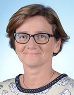 Photo de madame la députée Agnès Firmin Le Bodo