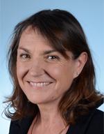 Photo de madame la députée Isabelle Valentin