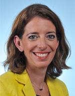 Photo de madame la députée Cathy Racon-Bouzon