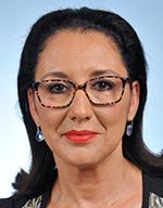 Photo de madame la députée Fadila Khattabi