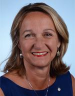 Photo de madame la députée Frédérique Meunier