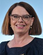 Photo de madame la députée Mireille Clapot