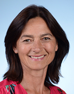 Photo de madame la députée Sandrine Mörch
