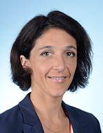 Photo de madame la députée Catherine Fabre