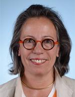 Photo de madame la députée Sabine Thillaye