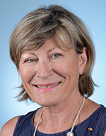 Photo de madame la députée Marguerite Deprez-Audebert