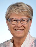 Photo de madame la députée Josy Poueyto