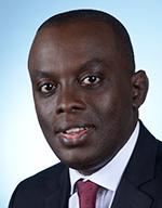 Photo de monsieur le député Jean François Mbaye