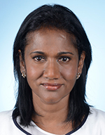 Photo de madame la députée Nadia Ramassamy
