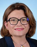 Photo de madame la députée Stéphanie Kerbarh