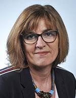 Photo de madame la députée Marie-Christine Verdier-Jouclas