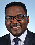 Photo de monsieur le député Rodrigue Kokouendo