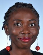 Photo de madame la députée Danièle Obono