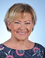 Photo de madame la députée Patricia Gallerneau