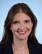 Photo de madame la députée Aurore Bergé