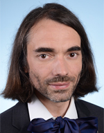 Photo de monsieur le député Cédric Villani