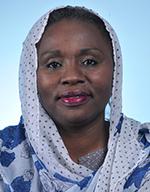 Photo de madame la députée Ramlati Ali