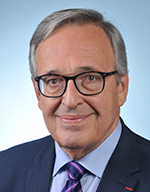 Photo de monsieur le député Francis Chouat