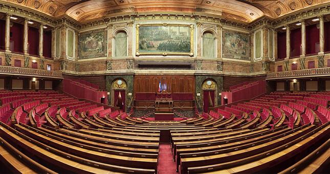 Salle du Congrès du Parlement