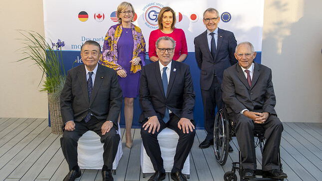 G7 Parlementaire - Photo 1