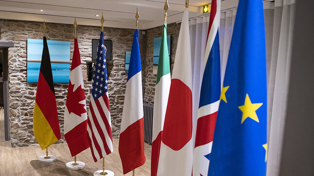 G7 Parlementaire - Photo 2