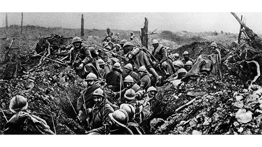 Un jour..Verdun .... 24-octobre-verdun-photo-de-la-reprise-du-fort-de-douaumont-1