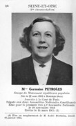 Peyroles Germaine