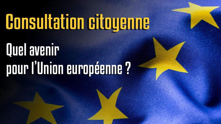 Consultation citoyenne sur l 39 avenir de l union europ enne - La chambre des preteurs de l union europeenne ...