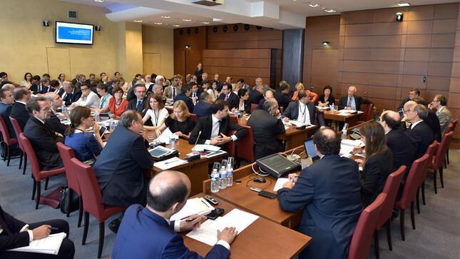 Réunion de la commission des finances - 5 juillet 2017