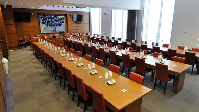 Salle 6350 - commission des Finances