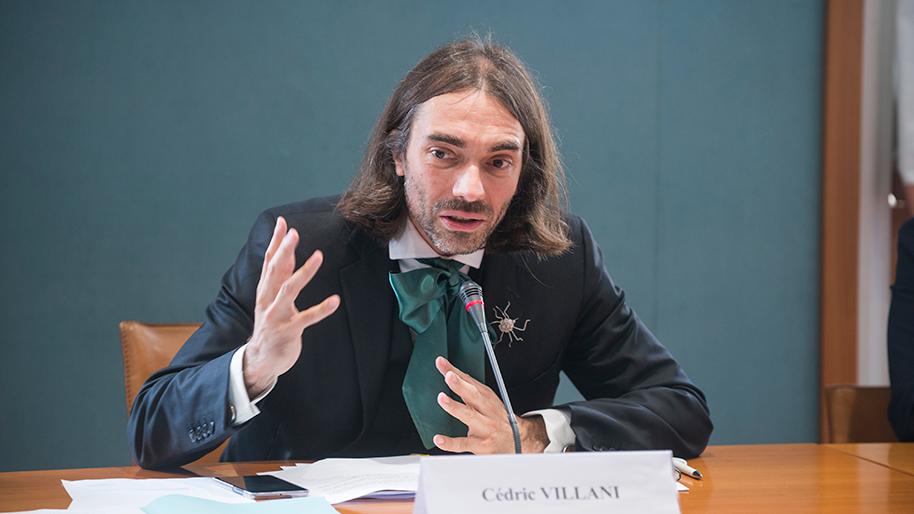 rapport villani intelligence artificielle