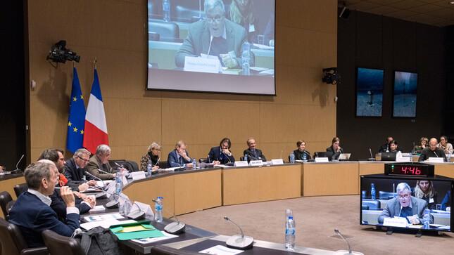 Table ronde de l'OPECST du 17 janvier 2019