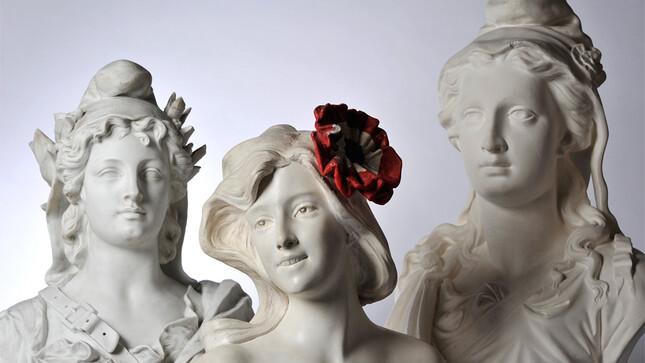 Bustes des Mariannes