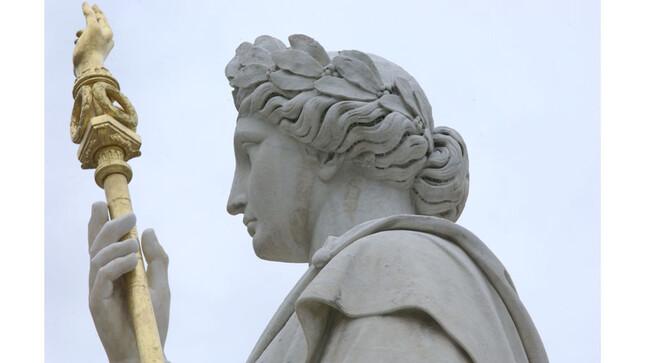 Statue de la Loi (profil)